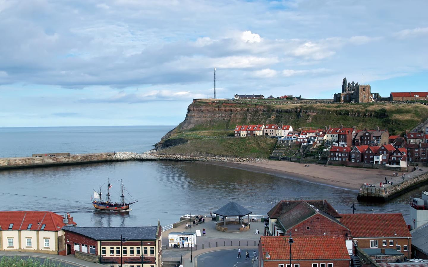 whitby pictures photographs